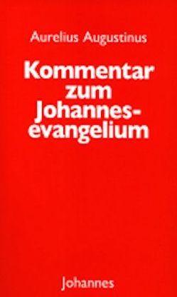 Kommentar zum Johannesevangelium von Augustinus,  Aurelius, Greiner,  Susanne