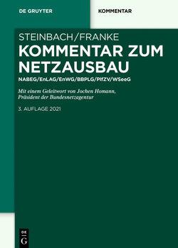 Kommentar zum Netzausbau von Franke,  Peter, Steinbach,  Armin