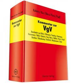 Kommentar zur VgV von Kulartz,  Hans-Peter, Kus,  Alexander, Marx,  Friedhelm, Portz,  Norber, Prieß,  Hans-Joachim