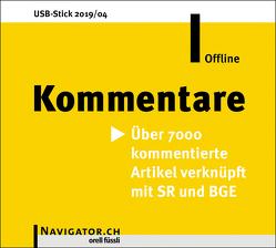 Kommentare Offline von Orell Füssli Verlag