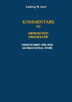 Kommentare zu Mensch und Demokratie von Auer,  Ludwig M.