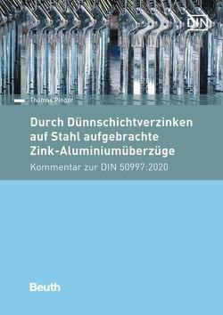 Kommentierung der DIN 50997 von Pinger,  Thomas