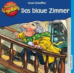 Kommissar Kugelblitz – Das blaue Zimmer von Scheffler,  Ursel, Welbat,  Douglas