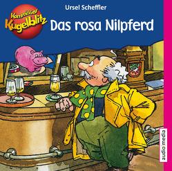 Kommissar Kugelblitz – Das rosa Nilpferd von Scheffler,  Ursel, Welbat,  Douglas