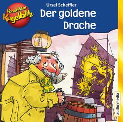 Kommissar Kugelblitz – Der goldene Drache von Gerber,  Hannes, Scheffler,  Ursel, Walther,  Max, Welbat,  Douglas