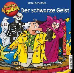 Kommissar Kugelblitz – Der schwarze Geist von Scheffler,  Ursel, Welbat,  Douglas