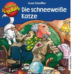 Kommissar Kugelblitz – Die schneeweiße Katze von Scheffler,  Ursel, Welbat,  Douglas