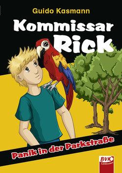 Kommissar Rick von Kasmann,  Guido