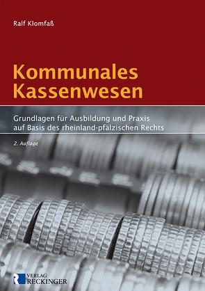 Kommunales Kassenwesen von Klomfaß,  Ralf