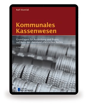 Kommunales Kassenwesen – Digital von Klomfaß,  Ralf