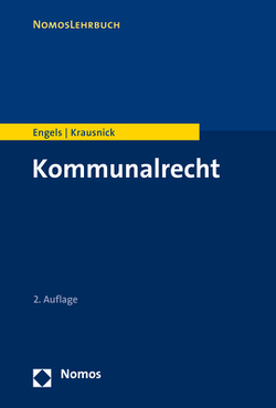 Kommunalrecht von Engels,  Andreas, Krausnick,  Daniel