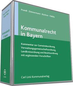 Kommunalrecht in Bayern von Büchner,  Hermann, Pahlke,  Michael, Prandl,  Josef, Zimmermann,  Hans