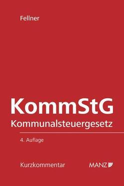 Kommunalsteuergesetz 1993 von Fellner,  Karl W