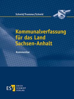 Kommunalverfassung für das Land Sachsen-Anhalt – Abonnement von Reich,  Andreas, Schmid,  Hansdieter, Schmid,  Willi, Trommer,  Friederike