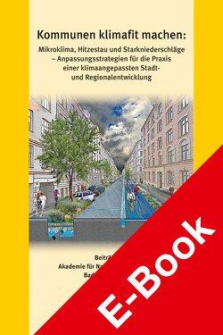 Kommunen klimafit machen: von Blessing,  Karin, Hutter,  Claus-Peter