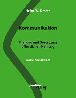 Kommunikation von Heinz W.,  Droste
