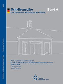 Kommunikation als Profession von Böhmer,  Marina, Jarolimek,  Stefan