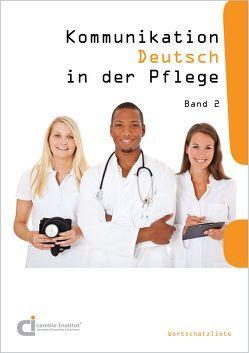 Kommunikation Deutsch in der Pflege von Renner,  Hans