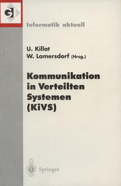 Kommunikation in Verteilten Systemen (KiVS) von Killat,  Ulrich, Lamersdorf,  Winfried