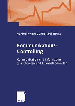 Kommunikations-Controlling von Piwinger,  Manfred, Porák,  Victor