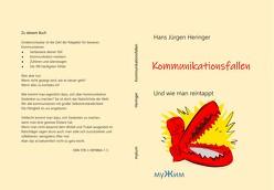 Kommunikationsfallen von Heringer,  Hans-Jürgen