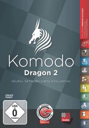 Komodo Dragon 2 – chess program