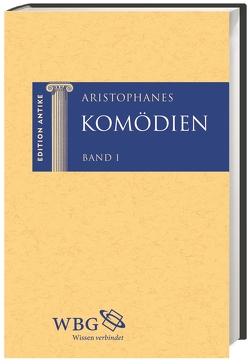 Komödien von Aristophanes, Rau,  Peter