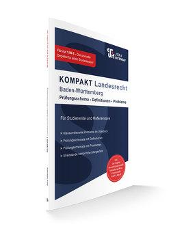 KOMPAKT Landesrecht – Baden-Württemberg von Kues,  Dirk