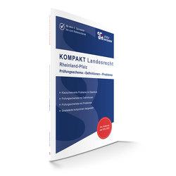 KOMPAKT Landesrecht – Rheinland-Pfalz von Kues,  Dirk