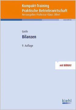 Kompakt-Training Bilanzen von Grefe,  Cord, Olfert,  Klaus