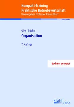 Kompakt-Training Organisation von Olfert,  Klaus, Rahn,  Horst-Joachim