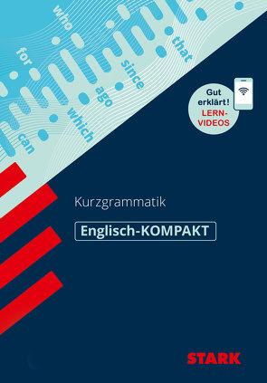 STARK Englisch-KOMPAKT – Kurzgrammatik von Jacob,  Rainer