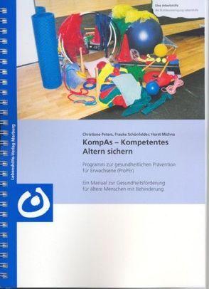 KompAs – Kompetentes Altern sichern von Michna,  Horst, Peters,  Christiane, Schönfelder,  Frauke