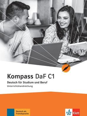 Kompass DaF C1 von Gilmozzi,  Verena, Sander,  Ilse
