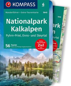 KOMPASS Wanderführer Achensee, Karwendel, Brandenberger Alpen, Rofan von Garnweidner,  Siegfried