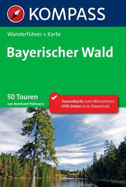 Kompass Wanderführer Bayerischer Wald