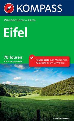 Kompass Wanderführer Eifel