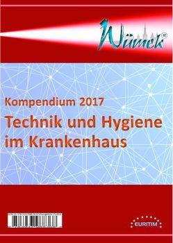 Kompendium 2017 Technik und Hygiene im Krankenhaus von Nippa,  Jürgen