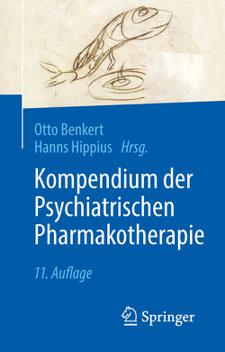 Kompendium der Psychiatrischen Pharmakotherapie von Benkert,  Otto, Hippius,  Hanns