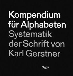 Kompendium für Alphabeten von Gerstner,  Karl