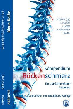Kompendium Rückenschmerz von Baron,  Ralf, Helfert,  Stephanie, Höper,  Johanna, Hüllemann,  Philipp, Mahn,  Friederike