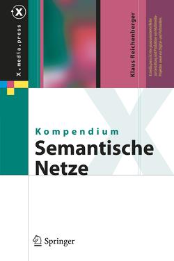 Kompendium semantische Netze von Reichenberger,  Klaus