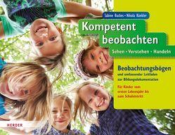 Kompetent beobachten von Backes,  Sabine, Künkler,  Nikola