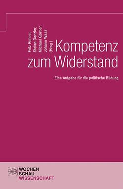 Kompetenz zum Widerstand von Denzler,  Stefan, Görtler,  Michael, Reheis,  Fritz, Waas,  Johann