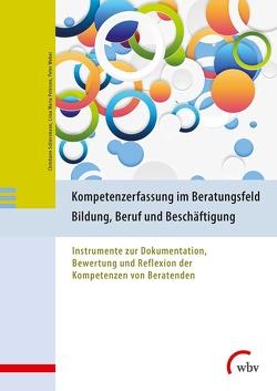 Kompetenzerfassung im Beratungsfeld Bildung, Beruf und Beschäftigung von Petersen,  Crina M., Schiersmann,  Christiane, Weber,  Peter