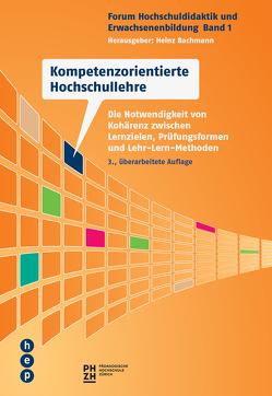 Kompetenzorientierte Hochschullehre (E-Book) von Bachmann,  Heinz