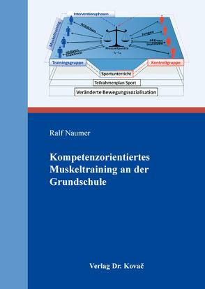 Kompetenzorientiertes Muskeltraining an der Grundschule von Naumer,  Ralf