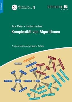 Komplexität von Algorithmen von Meier,  Arne, Schöning,  Uwe, Vollmer,  Heribert