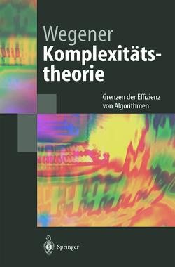 Komplexitätstheorie von Wegener,  Ingo