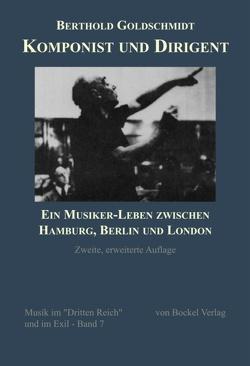 Komponist und Dirigent von Busch,  Barbara, Goldschmidt,  Berthold, Petersen,  Peter